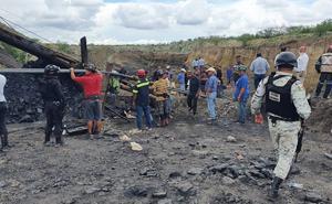 Envía AMLO pésame a familiares de mineros fallecidos en Múzquiz