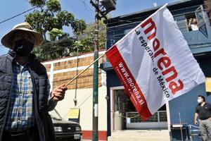 AMLO: Tras caída de Morena, CDMX avanza hacia el conservadurismo