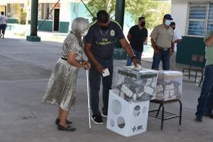 Ejido Bajan, de Castaños  le da el voto a Morena