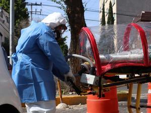 COVID-19: 230 mil 185 las defunciones por coronavirus en México