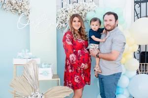 Festejo prenatal para Rosy Ravelo