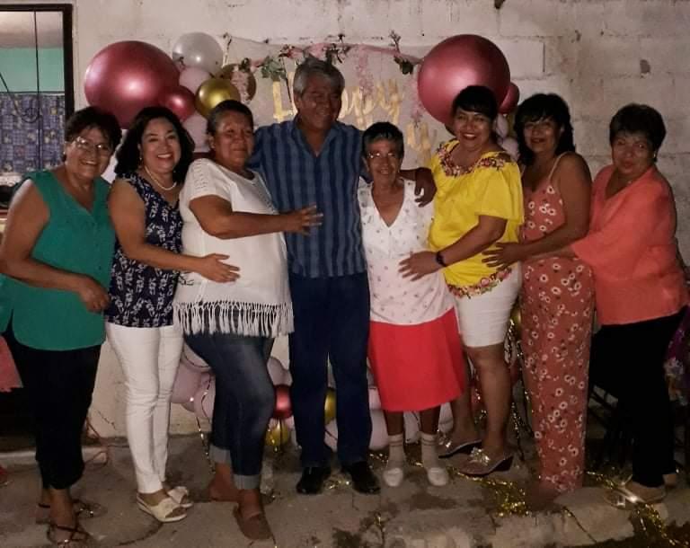 Doña Panchita celebra 85 años