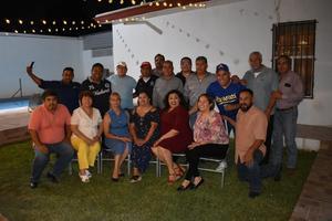Se reúnen socorristas veteranos de Cruz Roja