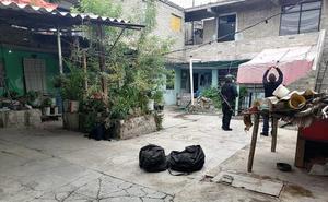 Hallan granada en vivienda de Ecatepec