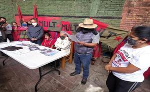 Universidad Comunal de Oaxaca condena asesinato de profesores triquis