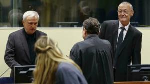 Condenan a 12 años a dos serbios por crímenes de guerra en Bosnia