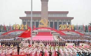 Partido Comunista de China celebra centenario