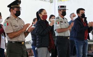 CDMX entrega predio en Tlalpan a la Guardia Nacional