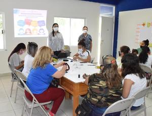 Ofrece Cedif de Monclova talleres para mujeres sobre autoestima