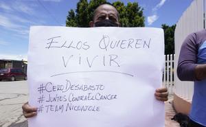 Oaxaca logra tener 85% de abasto en medicinas contra cáncer