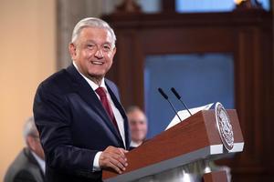 AMLO asegura ser el presidente con mayor aprobación del mundo