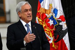 Presidente de Chile lamenta el 'cobarde' asesinato de Jovenel Moise en Haití