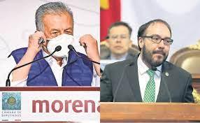 Propone Morena extraordinario para desafuero de Huerta y Toledo