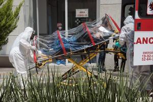 COVID-19: 234 mil 192 las defunciones por coronavirus en México