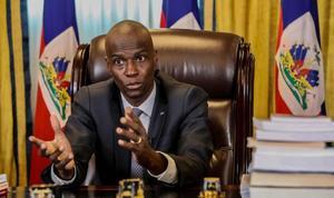 Policía de Haití 'intercepta' a los supuestos asesinos del presidente Jovenel Moise