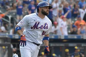 4-3. El venezolano José Peraza lidera remontada y triunfo de los Mets