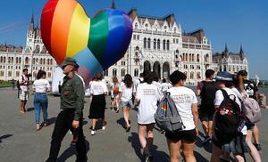 La sociedad civil y la comunidad LGBT+ húngara se rebelan contra ley homófoba