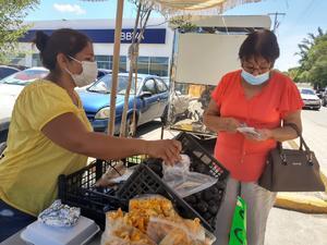 80% de aumento en el comercio informal en San Buenaventura