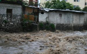 Reportan daños por lluvias en 3 municipios de Morelos
