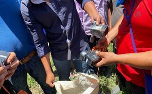 Hallan artefactos explosivos en Nuevo Israelita, Simojovel, Chiapas