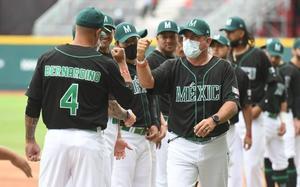 La lista definitiva de la Selección Mexicana de Beisbol Olímpica