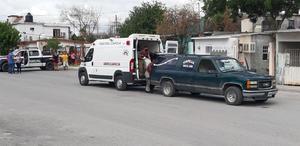 Muere a bordo de la ambulancia en Frontera