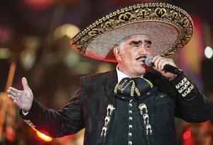'Ya me encuentro bien', dice Vicente Fernández  tras ser hospitalizado
