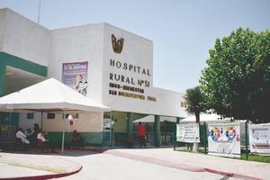 La obra del HospitalRural arranca este mes