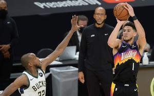Los Suns ganan segundo juego