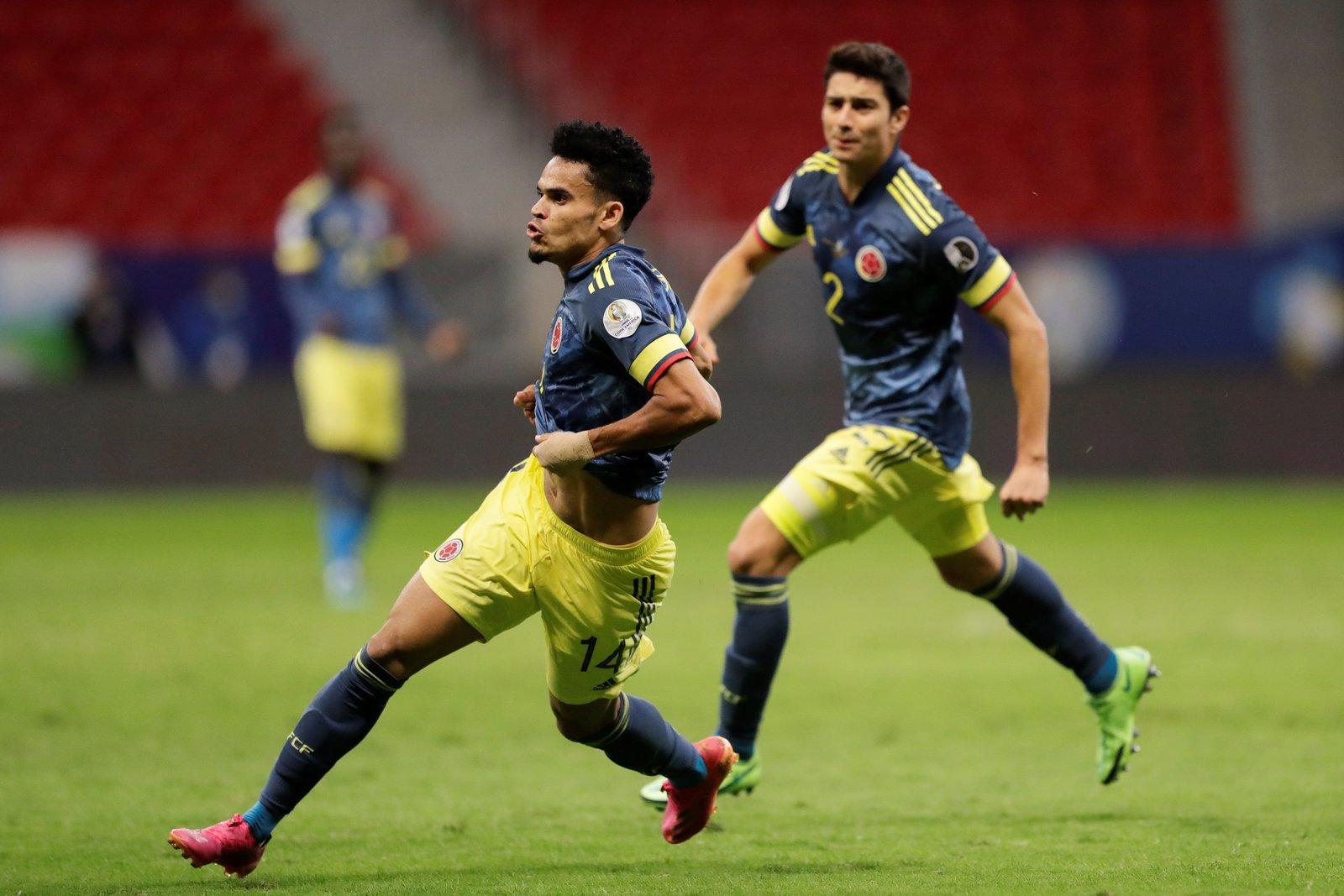 Un doblete de Luis Díaz le da a Colombia el tercer puesto en la Copa América