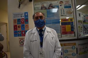 Empleados de Salud contagiados pueden retrasmitir el COVID-19