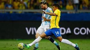 Brasil - Argentina paralizará al mundo
