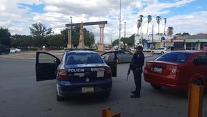 Autoridades policiales realizan simulacros en la región