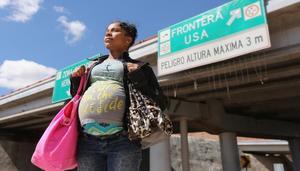 EEUU no detendrán a inmigrantes embarazadas