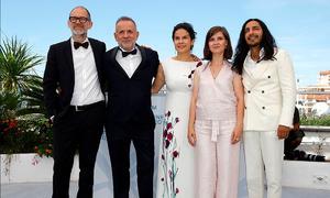 Película mexicana 'La Civil' recibe ovación de 8 minutos en Cannes