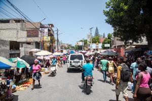 Calma en Puerto Príncipe tres días después del magnicidio