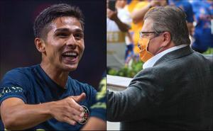 América le gana a los Tigres de Miguel Herrera