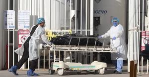 COVID-19: 234 mil 907 las defunciones por coronavirus en México