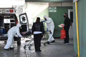 Sin seguro de gastos médicos mayores, mayoría de contagiados por COVID-19 en México