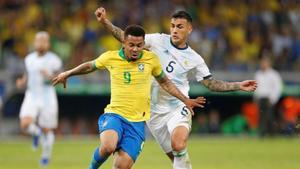 Brasil confirma once titular y Argentina sorprende con cinco cambios