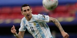 Di María dice que Argentina ganó un título deseado pese a que muchos dudaban