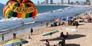 La Secretaría de Salud pide no visitar playas por riesgo de contagio COVID-19