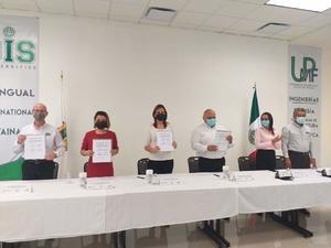 Universidades de la ciudad firman convenio con diputada local