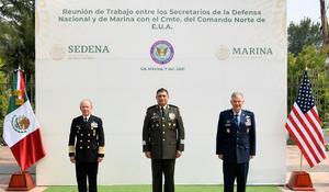 México y Estados Unidos defenderán la frontera