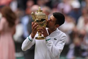 Djokovic: 'Como dijo Jordan, fallé y fallé, y por eso triunfé al final'