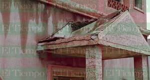 Trampa mortal en el camposanto Guadalupe de Monclova
