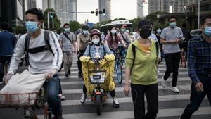 China registró ayer nueve contagios locales de covid