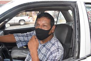 Los taxistas pelean pasaje con plataformas digitales en Monclova