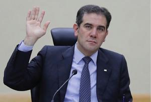 El INE descarta boicot a consulta contra políticos