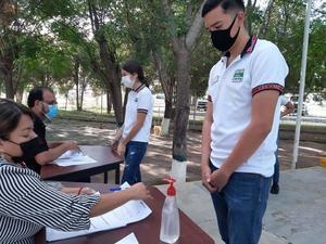 Más de 2 mil jóvenes contagiados de COVID-19 en Coahuila